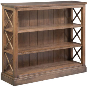 Saltire Open Bookcase