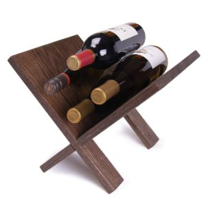 Rustica Butterfly Wine Rack