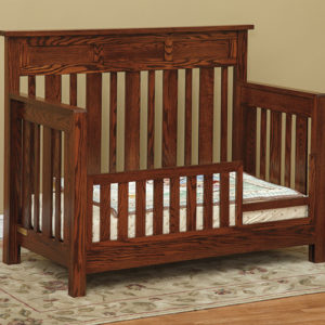 Hudson Crib with Conversion Package