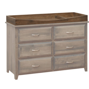 Hartford 6- Drawer Changing Dresser