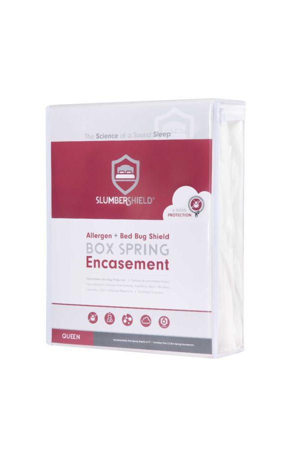 SlumberShield® Box Spring Encasement