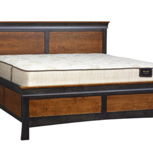 Augustine Panel Bed