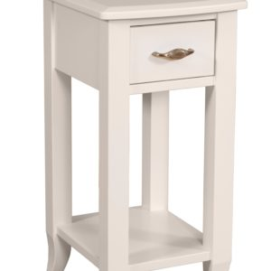Park Avenue Night Stand One Drawer w/Lower Shelf