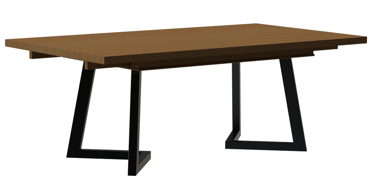 Elements Iron Table Base Options Martin S Furniture