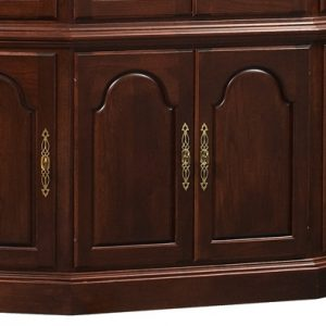 Queen Anne Canted Buffet