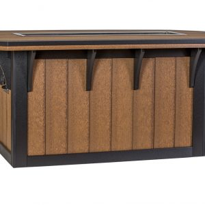 Finch Outdoor Poly 4' x 6' SummerSide Ice Table