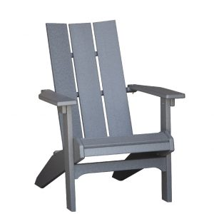 Daybreak Outdoor Poly Parc Adirondack Chair