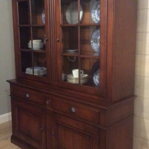Provence 2 Door China Hutch