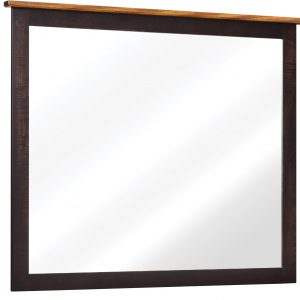 Berkeley Amish Plain Dresser Mirror