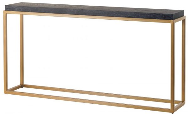 Georgetown Amish Console Table With Steel Base Martin S Furniture