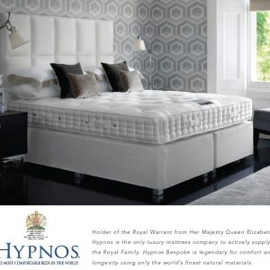 Hypnos - The most comfortable bed in the World - 6860 Nature's Reign Archibald Latex