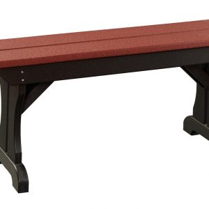 Daybreak Outdoor Poly Bench