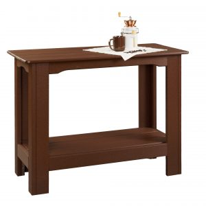 Daybreak Outdoor Poly Buffet Table