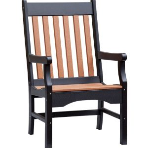 Daybreak Outdoor Poly Conestoga Garden Chair