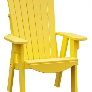 Daybreak Outdoor Poly Fanback Chair
