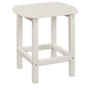 Daybreak Outdoor Poly Oval Side Table