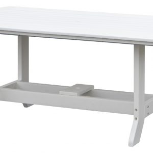 Daybreak Outdoor Poly Smithfield Rectangle Dining Table