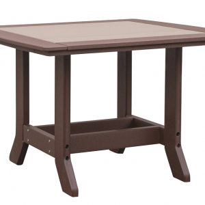 Daybreak Outdoor Poly Smithfield Square Dining Table
