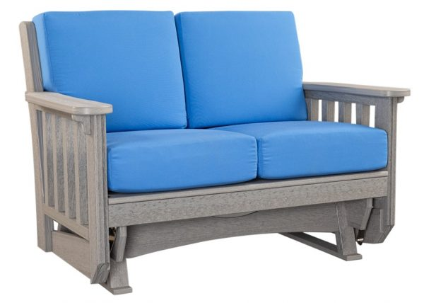 Finch Outdoor Poly Mission Double Glider