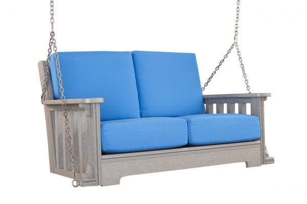 Finch Outdoor Poly Mission Swing