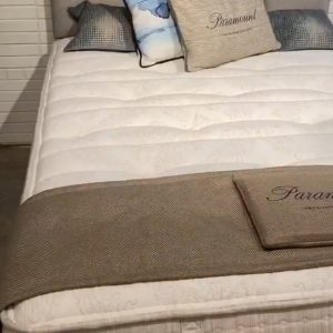 Paramount Sleep Fenwick Firm Handcrafted Luxury Line Collection