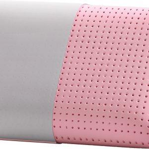 Sleepwell Essence of Lavender Ventilated Memory Foam Pillow with Breathable Mesh Cover