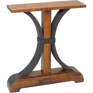 Barkman Buckle Dining Table Base Only Pair