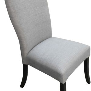 Barkman Cathedral Arch Parsons Upholstered Side Chair