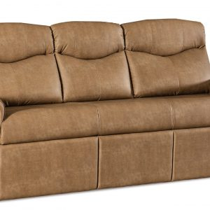 Lambright Lux Queen Sleeper Sofa with Fold Down Center Console